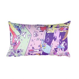 OMORI – Pure Imagination✨ Rectangular Pillow