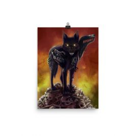 Harbinger Photo paper poster