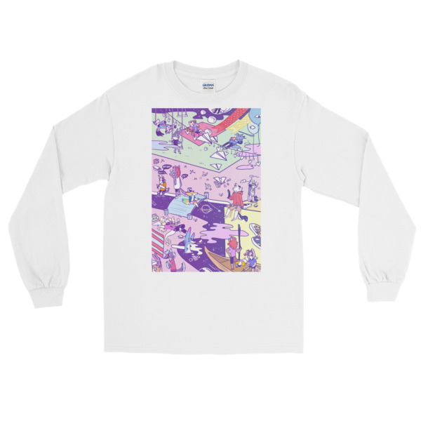 OMORI – Pure Imagination✨ Long Sleeve T-Shirt