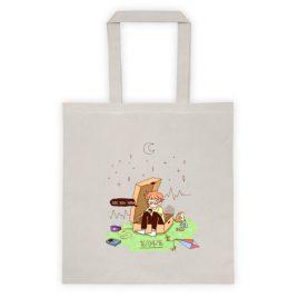 16/04/16 – cavetown album themedTote bag