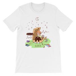16/04/16 – cavetown album themed Short-Sleeve Unisex T-Shirt