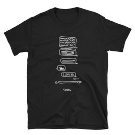 Fool Short-Sleeve Unisex T-Shirt