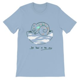 Big Bowl In The Sky Short-Sleeve Unisex T-Shirt Cavetown