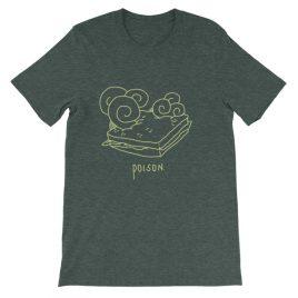 Poison Short-Sleeve Unisex T-Shirt
