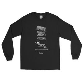 Fool Long Sleeve T-Shirt