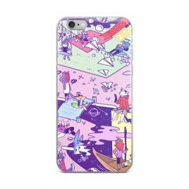 OMORI Pure Imaginaion iPhone Case