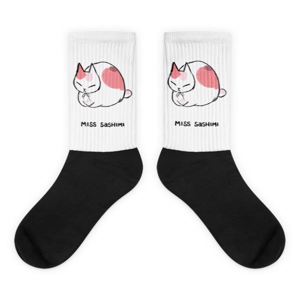 Miss Sashimi Socks