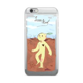 Lemon Boy Cavetown iPhone Case