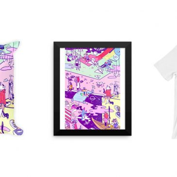 Omori Pure Imagination Collection