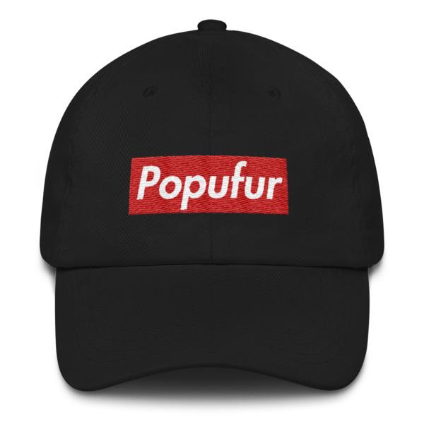 Popufur – hat