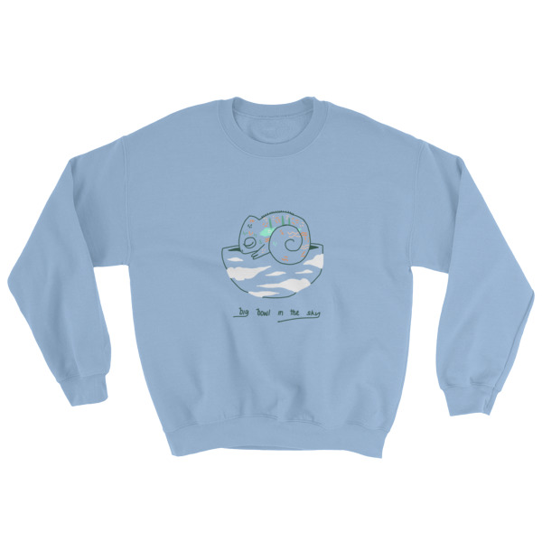 Big Bowl In the Sky Sweater
