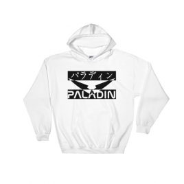 PALADIN English/Japanese Hoodie