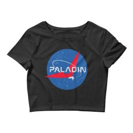 Paladin Parody Crop Top