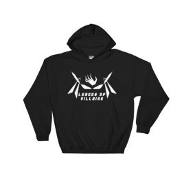 League Of Villains Hoodie