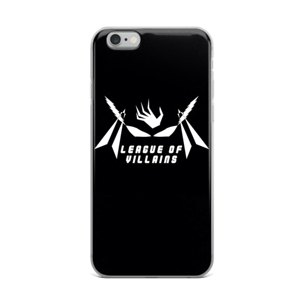 League Of Villains iPhone Case