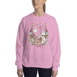 Ghost Birthday Party Sweatshirt