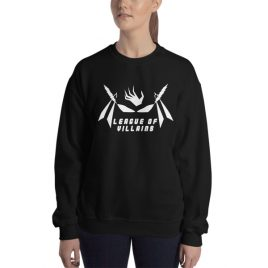 League Of Villains Sweater