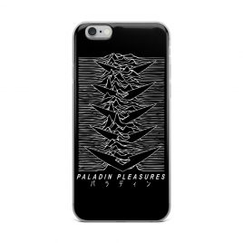 Paladin Pleasures iPhone Case