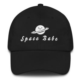 Space Babe Dad hat