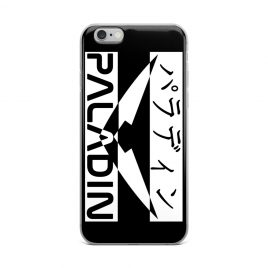 Paladin Parody English/Japanese iPhone Case