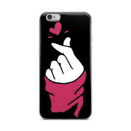 L O V E iPhone Case