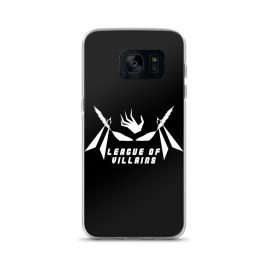 League Of Villains Samsung Case