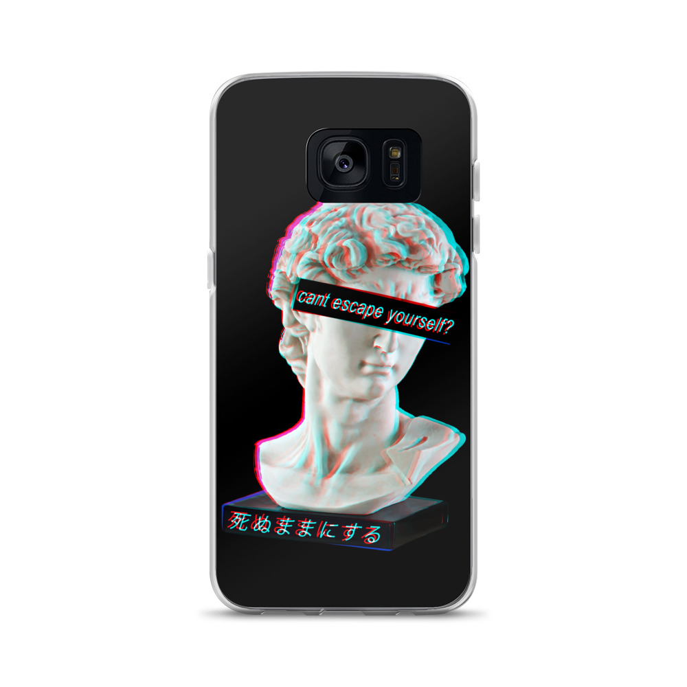 Cant Escape Yourself Samsung Case