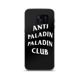 Anti paladin paladin Club Samsung Case