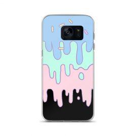Kawaii Pastel Slime Samsung Case