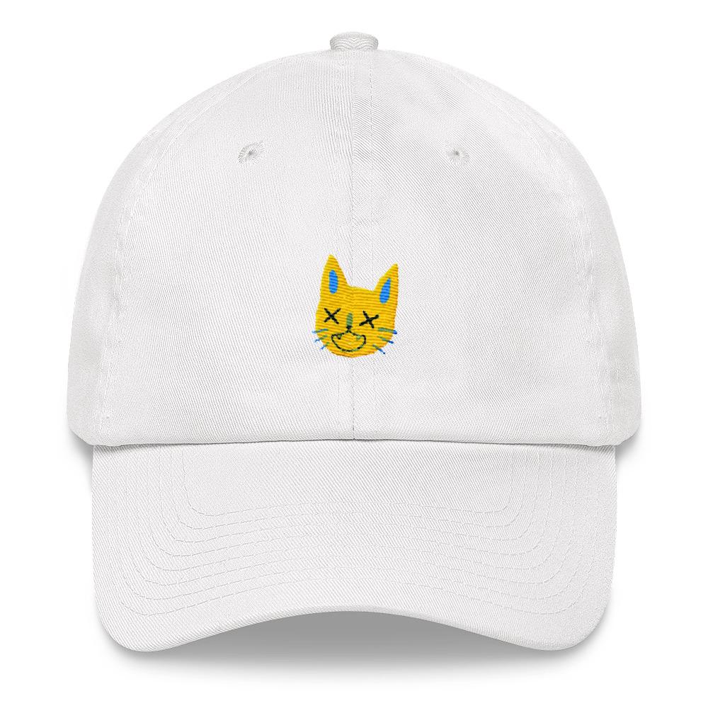 HEY KIDS WANNA DIE ?  Dad hat