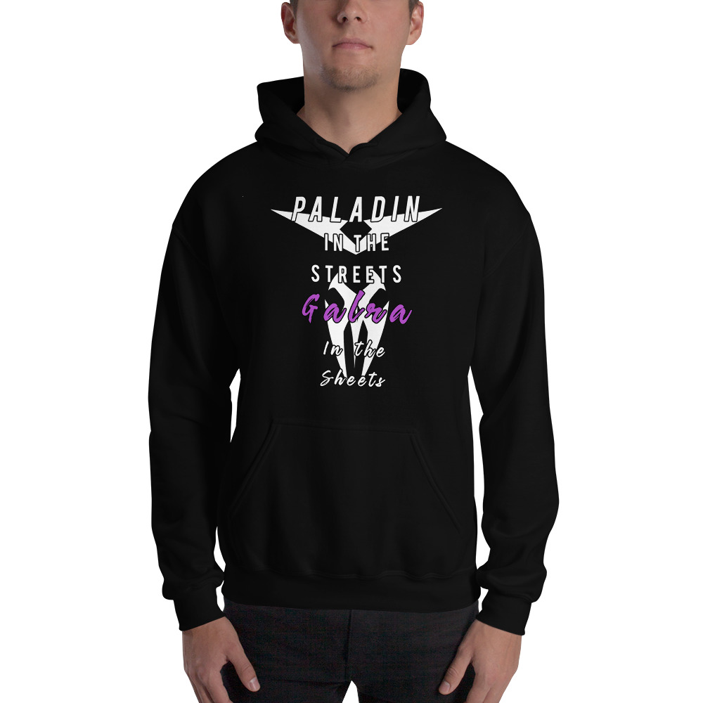 Paladin in the Sheets Galra in the Streets Hoodie
