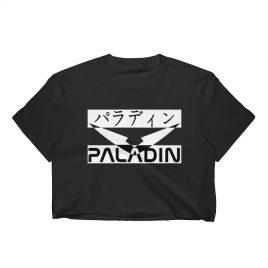 PALADIN Japan / English Crop Top