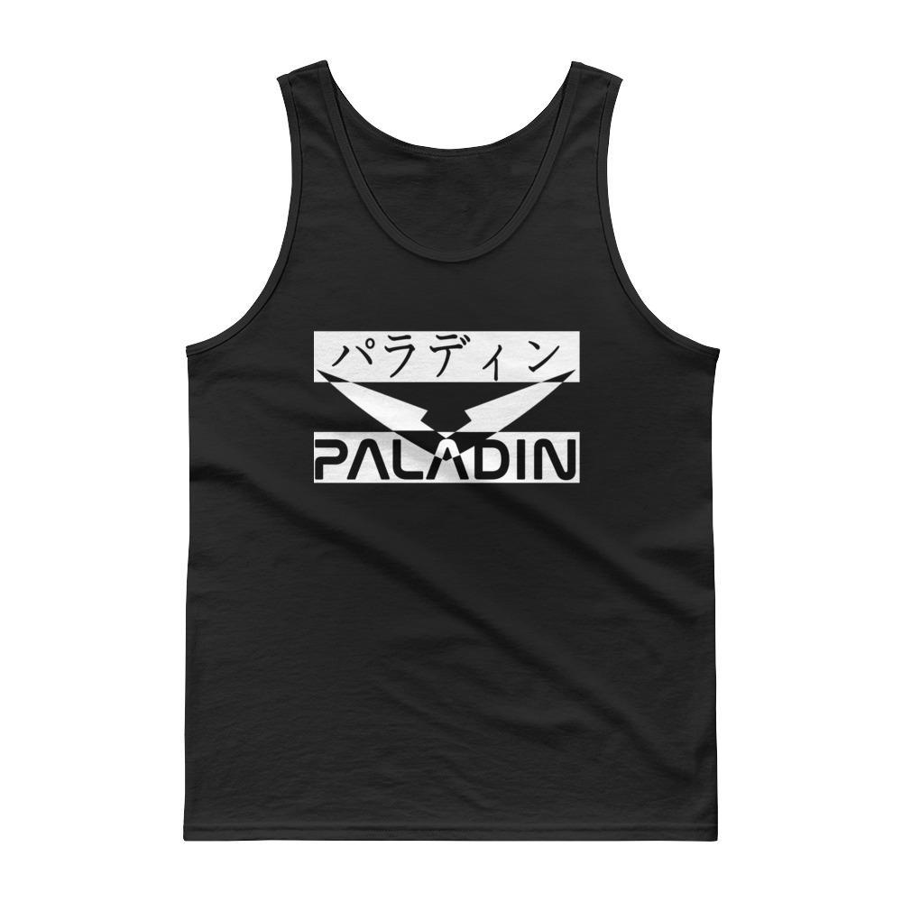 Paladin English/Japanese Tank Top