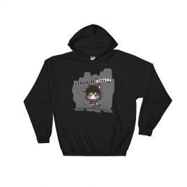 League Of Kittens Hoodie – Dabi Parody