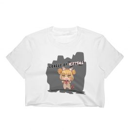 League Of Kittens Crop Top – Toga