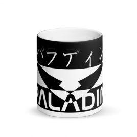 PALADIN ENGLISH/JAPANESE Parody Magic Mug