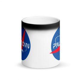 PALADIN NASA Parody Color Changing Magic Mug.