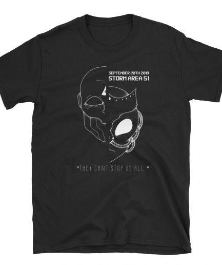 Storm Area 51 Shirt Image