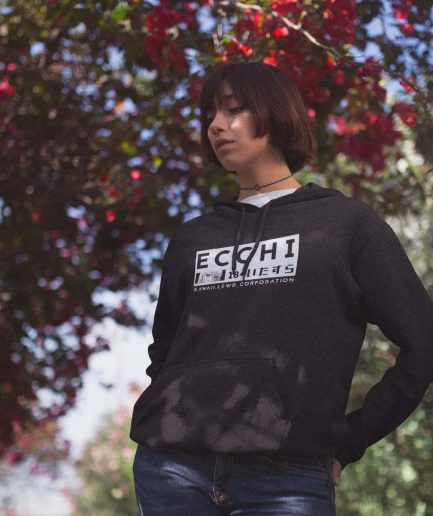 Ecchi Hoodie Anime Girl