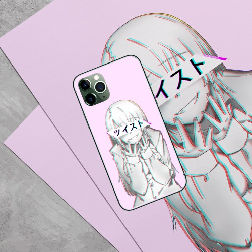 Anime Phone Case Twisted Aesthetic Twisted.