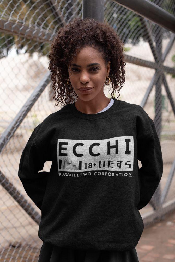 Kawaii Ecchi Sweater