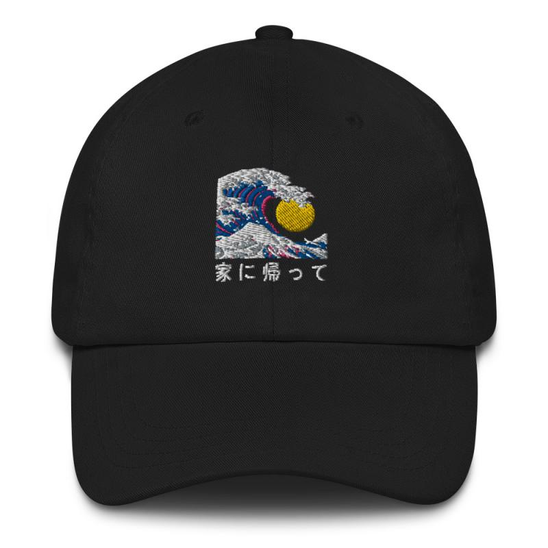 Great Wave Aesthetic Hat